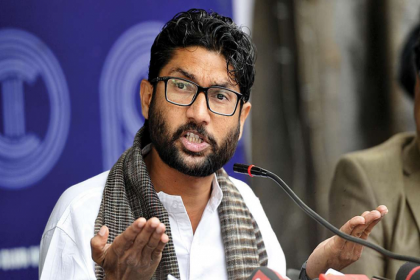 Dalit Leader Slams BJP Govt In Gujarat Over Practice Of Untouchability