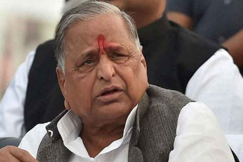 Mulayam Singh Yadav Unhappy Over Mayawati Getting 'Half' Of Seats In SP-BSP Alliance