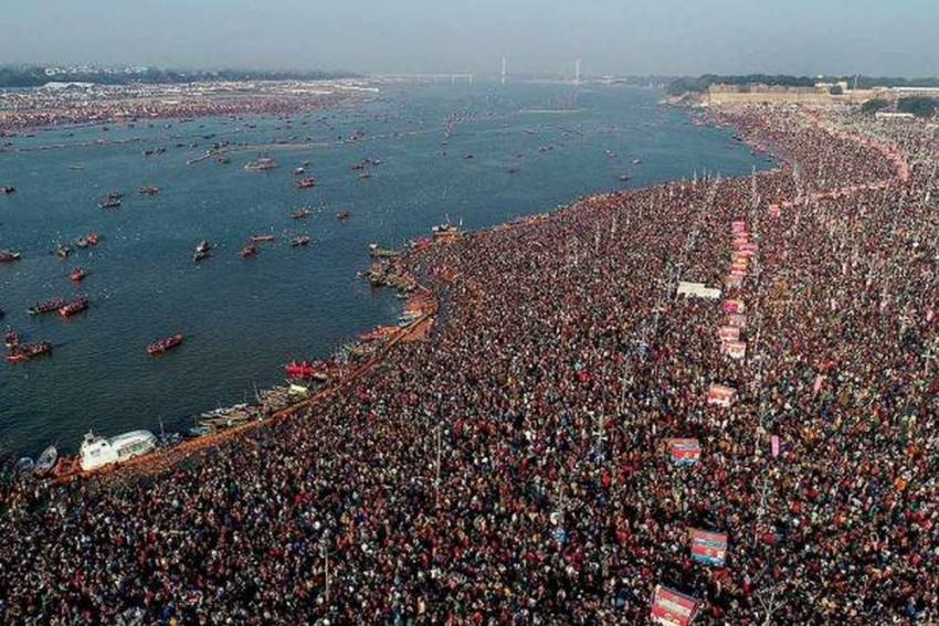 IIT Madras Develops System To Prevent Stampedes During Kumbh, Hajj
