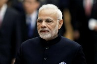 PM Modi Arrives In South Korea On Two-Day Visit