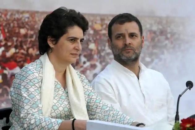 Rahul Gandhi Sacks AICC Secretary Attached To Priyanka