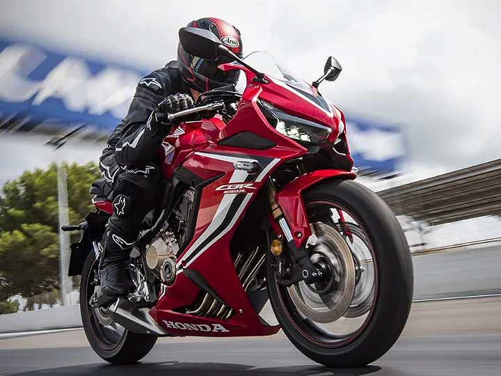 2019 Honda CBR650R Official Bookings Begin