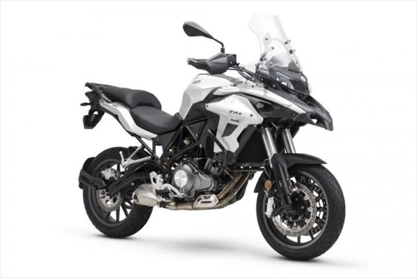 Feast Your Eyes On The Benelli TRK 502 & 502X