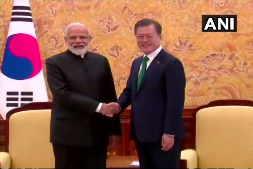 Time For Global Community To Act Against Terrorism: PM Modi in South Korea