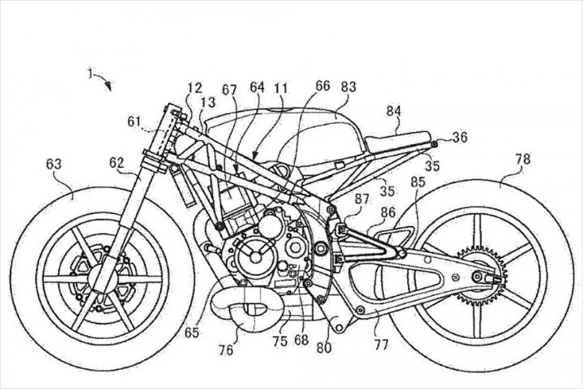 Is Suzuki Working On A Single-Cylinder Cafe Racer?