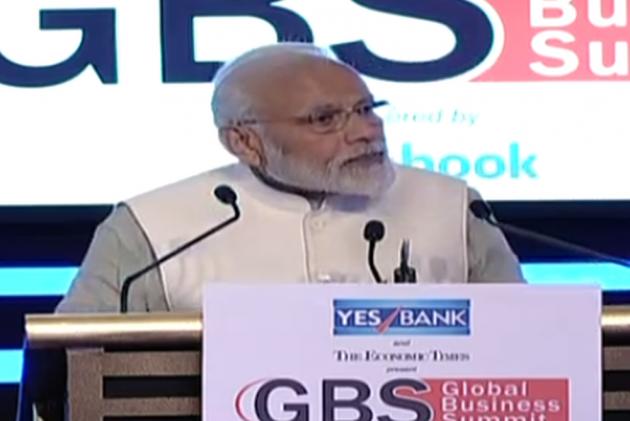 Want India To Become USD 10-Trillion Economy, Says PM Modi