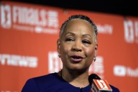 Time's Up CEO Lisa Borders Resigns After Son Accused Of Sexual Misconduct