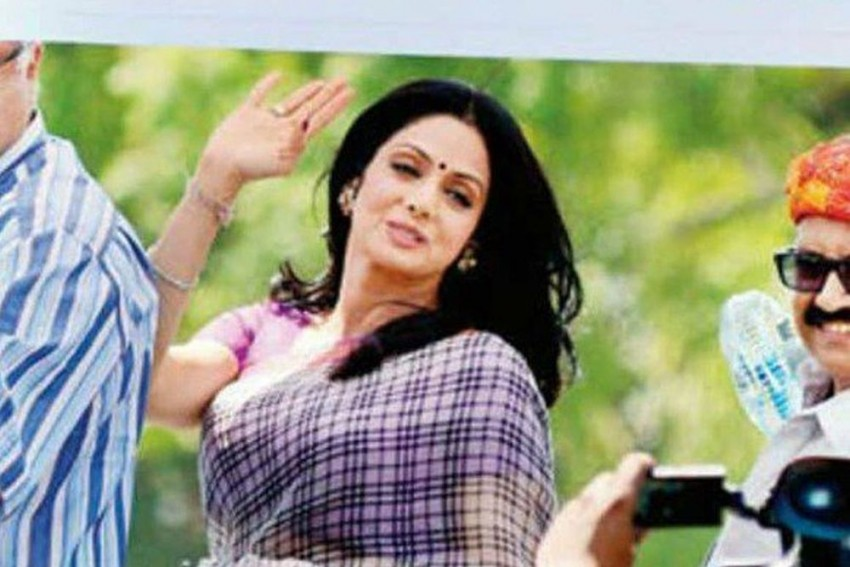 Sridevi's Favourite Sari Being Auctioned Ahead Of First Death Anniversary