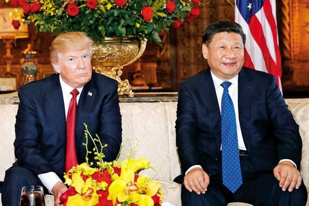 Xi Writes To Trump, Hopes For Mutually Beneficial Bilateral Trade Pact
