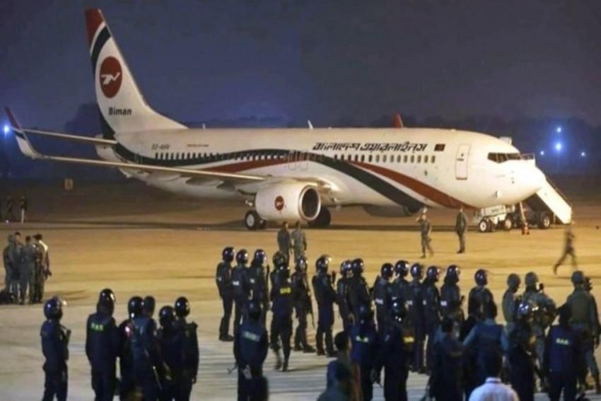 Dubai-Bound Bangladesh Plane Makes Emergency Landing After Hijack Attempt