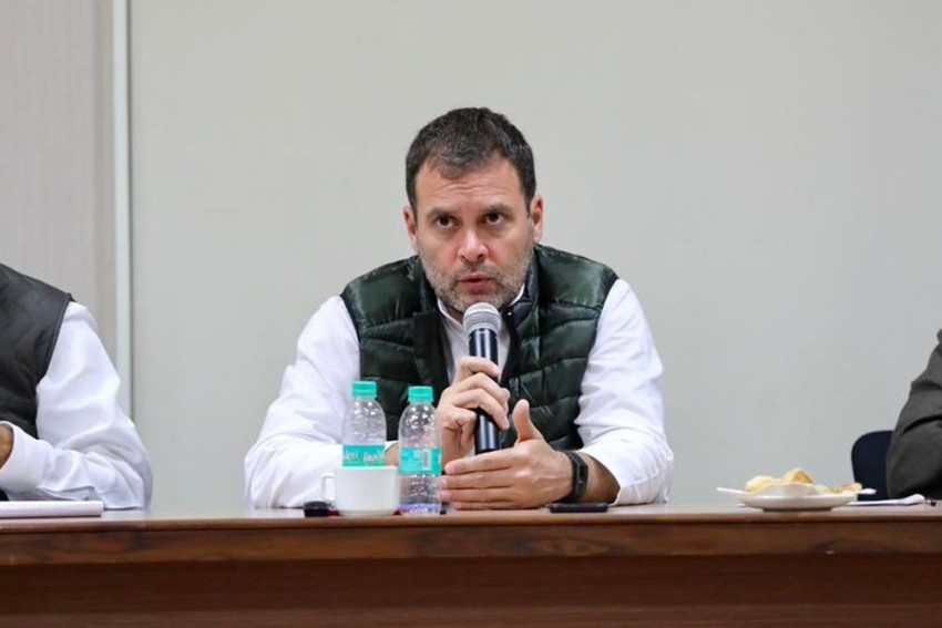 File Review Petition On SC Order To Evict Tribals: Rahul Gandhi To Chhattisgarh CM