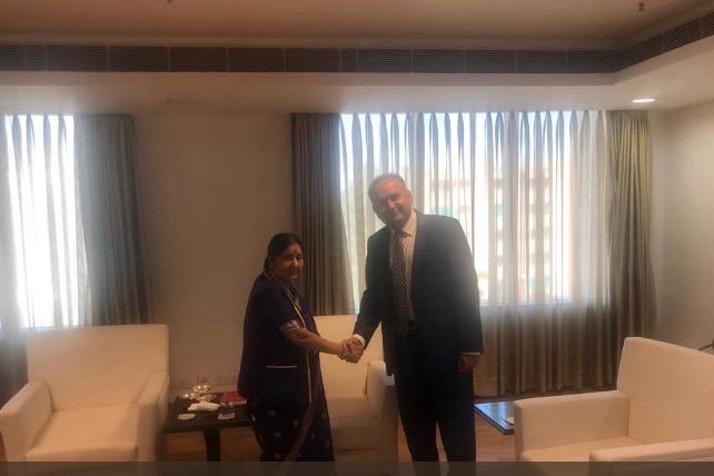 Pakistani Hindu Lawmaker Meets PM Modi, Sushma, Says Pakistan Govt, Institutions Not Involved In Pulwama