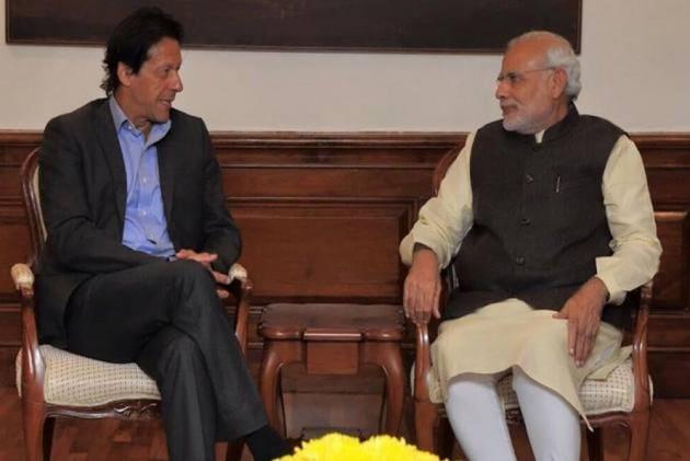 Give Peace A Chance: Imran Khan To PM Modi