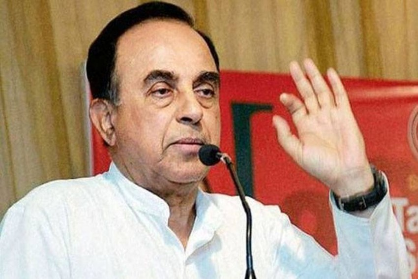 Subramanian Swamy Urges SC For Urgent Listing Of Plea Seeking Right To Pray At Ayodhya Ram Temple