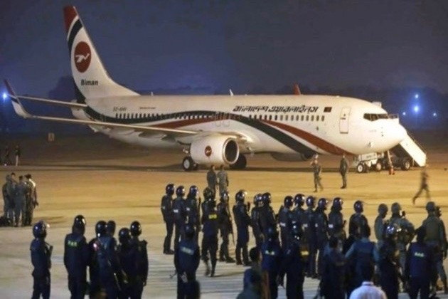 Biman Bangladesh Hijacker Identified As Local Criminal, Had Wanted To Speak With PM Sheikh Hasina