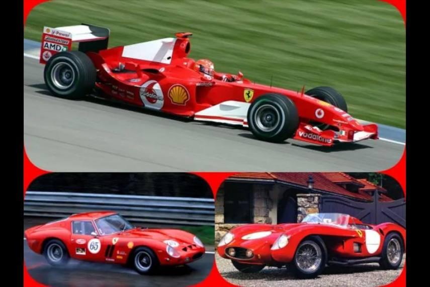 5 Greatest Ferrari Race Cars Of All Time