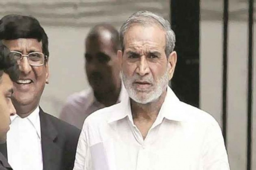 SC judge Recuses From Hearing Sajjan Kumar's Appeal In 1984 Anti-Sikh Riots Case
