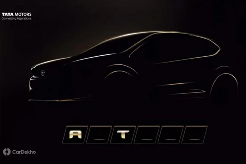 Tata 45X Hatchback (Maruti Baleno Rival) To Be Named Altroz, Not Aquila