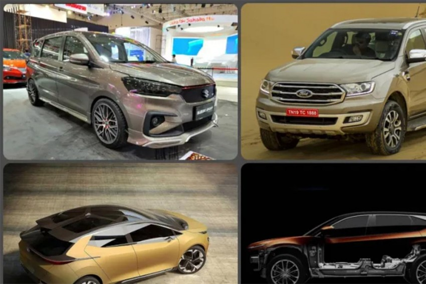 Weekly Wrap-Up: Tata 45X Is Altroz, Old & New Ford Endeavour Compared, Mahindra XUV300 Mileage Revealed & More