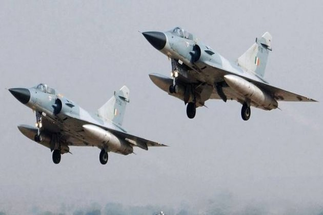 Mirage 2000 Used To Carry Out First Strike Inside Pak After 1971 War