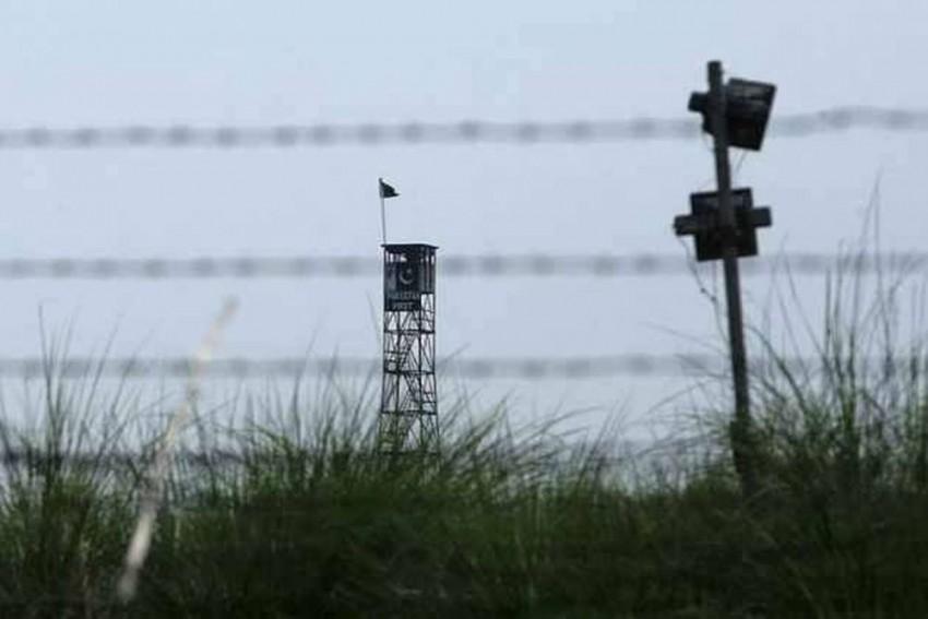 Pakistan Accuses Indian Air Force Of Violating LoC