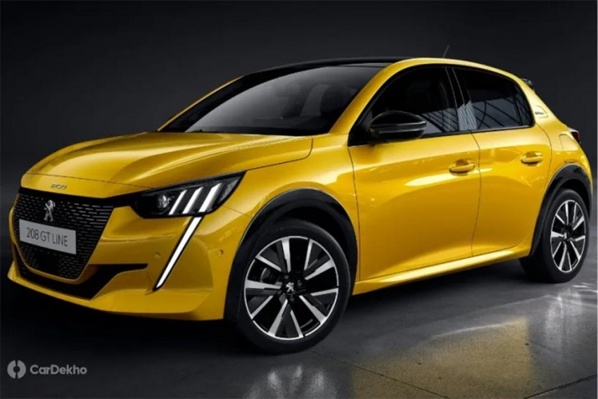 Peugeot 208 (Maruti Baleno, Hyundai Elite i20 Rival) Revealed
