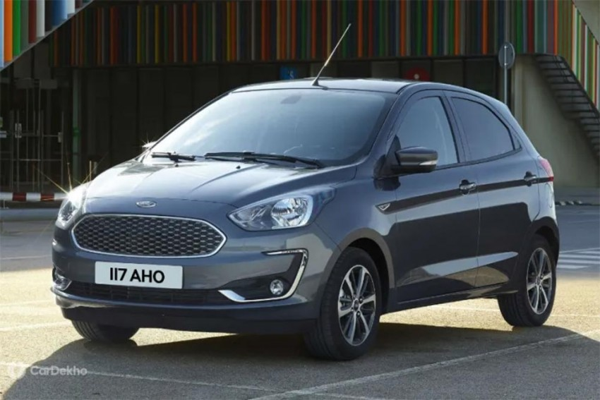 Ford Figo Facelift Launch In March 2019