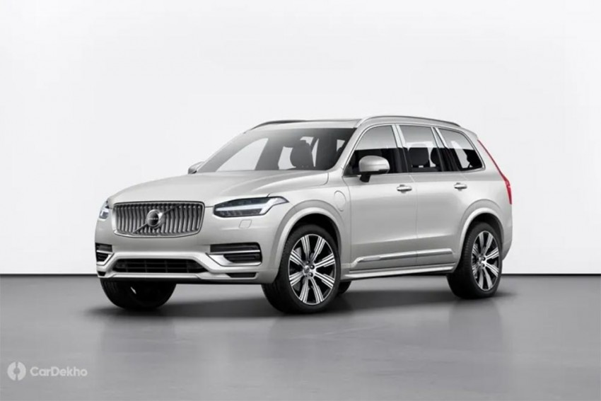 2019 Volvo XC90 Revealed; India Launch Later This Year