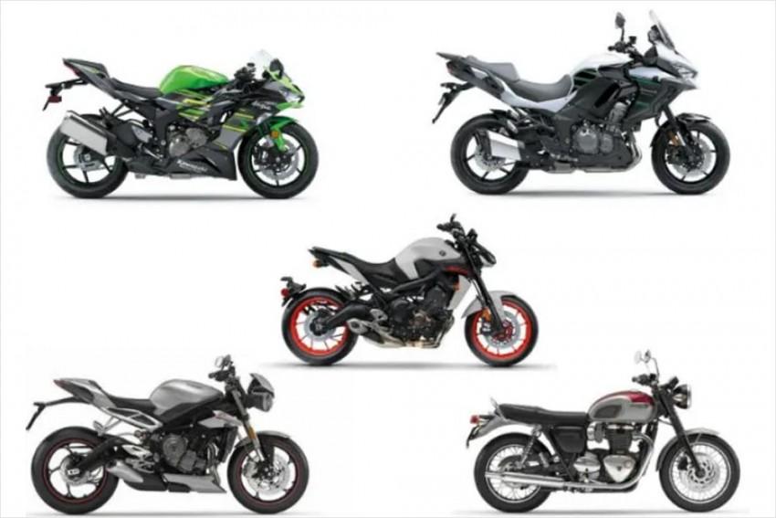 2019 Yamaha MT-09 Same Price, Other Options