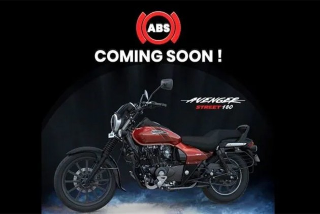 Bajaj To Soon Launch Avenger Street 180 With ABS