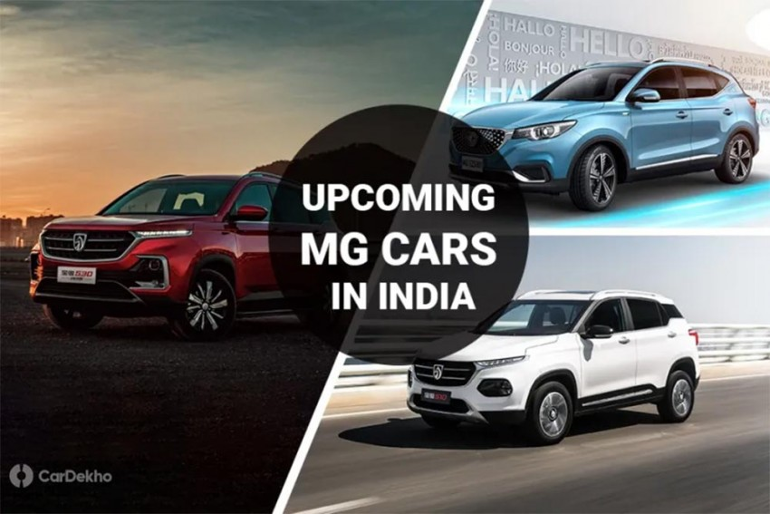 MG (Morris Garages) Motor Upcoming Cars: Hector, Electric SUV & More