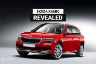 India-Bound Skoda Kamiq Revealed