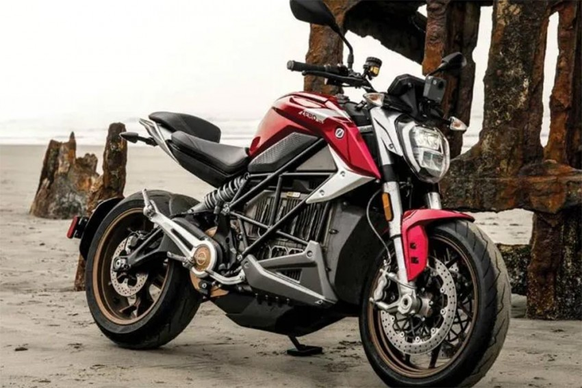 Zero Motorcycles Unveils SR/F Naked Electric Motorcycle