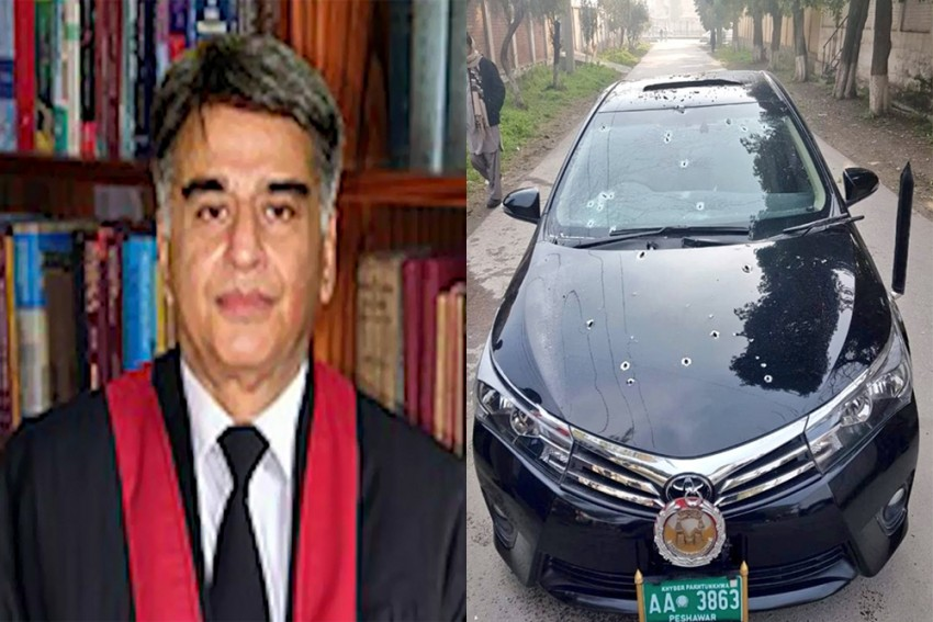 Pakistan's Peshawar HC Judge Attacked By Gunmen On Way To Court; Critical