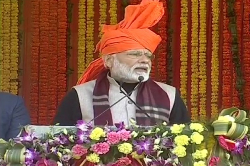 Govt Stands With Children Of 'Maa Bharti' Living In Pakistan, Afghanistan: PM Modi Pitches For Citizenship Bill