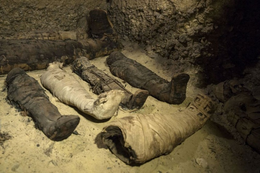 40 Mummies Discovered By Researchers In Egypt