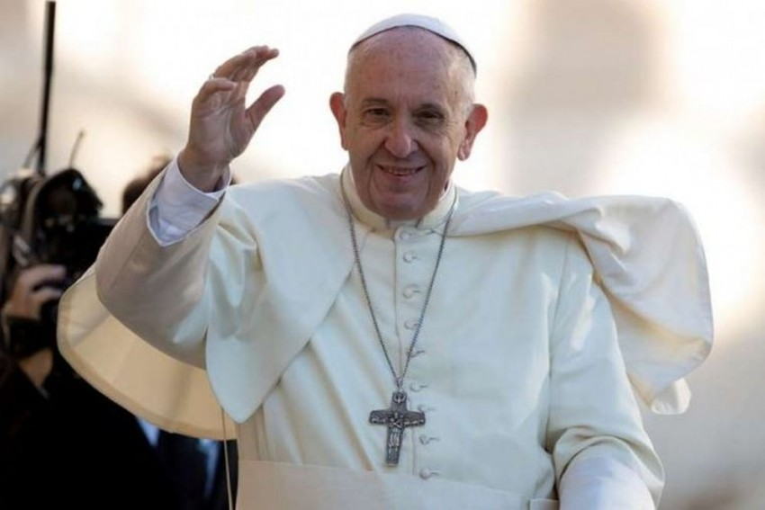 Pope Francis Urges Politicians To Safegaurd Rights Of The Unborn
