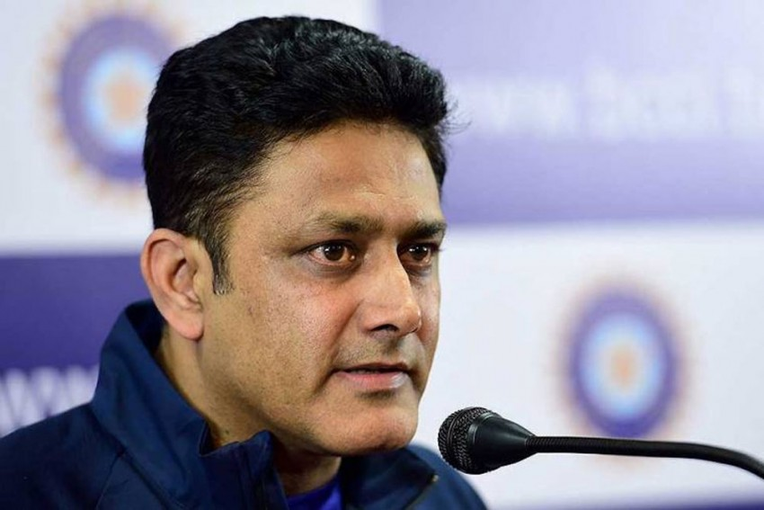 Andhra Pradesh Government Ropes In Anil Kumble's TENVIC To Promote Sports Culture