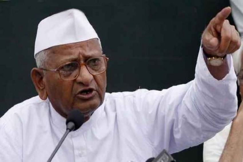 Will Return Padma Bhusham If Centre Does Not Agree For Lokpal, Lokayukta: Anna Hazare