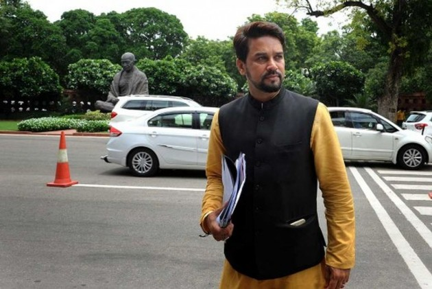 BJP's Anurag Thakur-Led Parliamentary Panel Summons Twitter India Officials