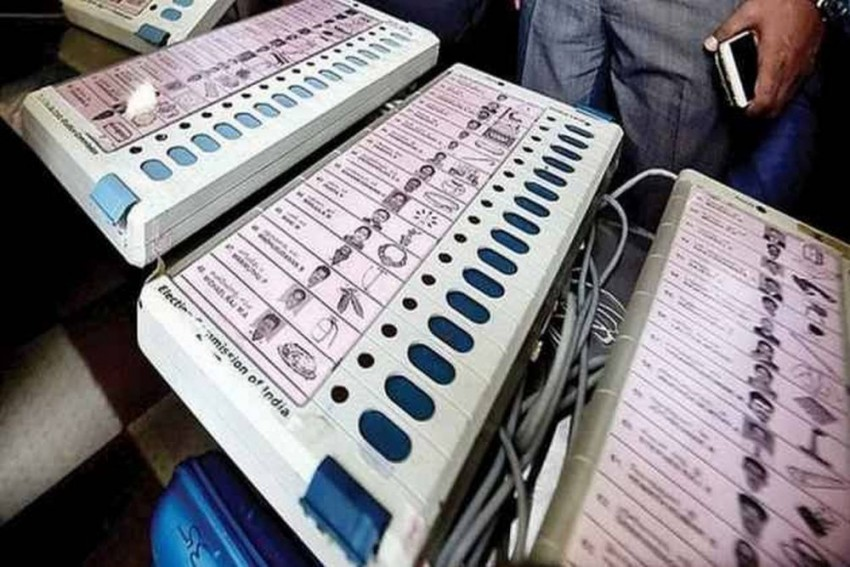 Oppn Demand For 50% Matching Of EVM Results With VVPATs May Not Be Possible: Ex-CEC