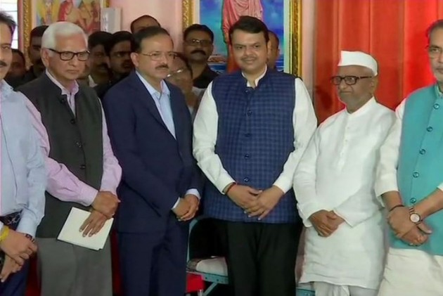 Anna Hazare Calls Off Fast Over Lokpal, Says Happy With Outcome Of Talks With CM Fadnavis