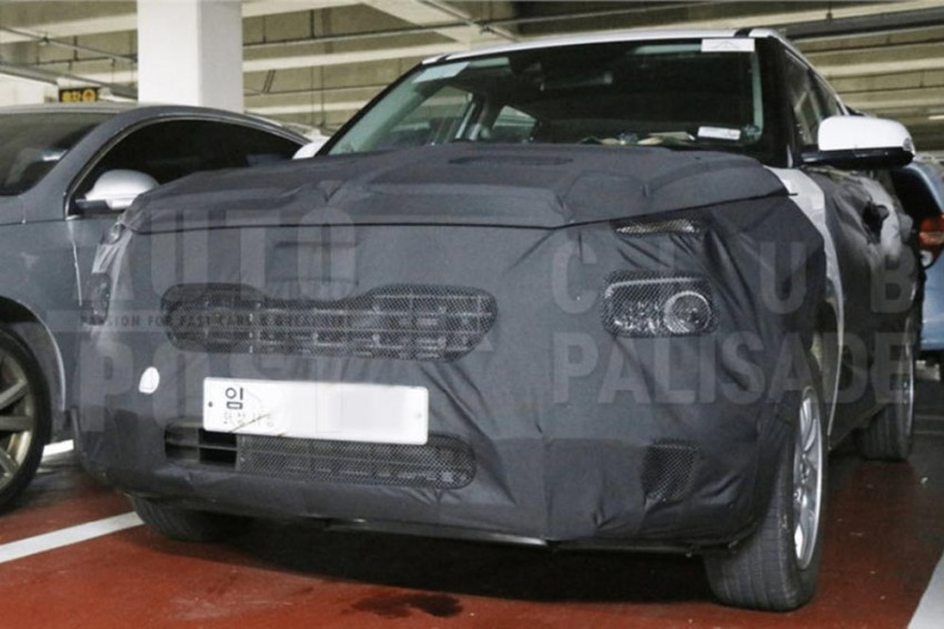 Hyundai QXi Spied; Will Get LED Tail Lamps