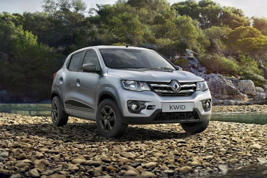 Renault Kwid Gets More Features for 2019