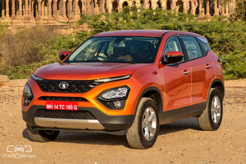Tata Harrier RoundUp: Prices, Review, Rivals, Variants, Features & More