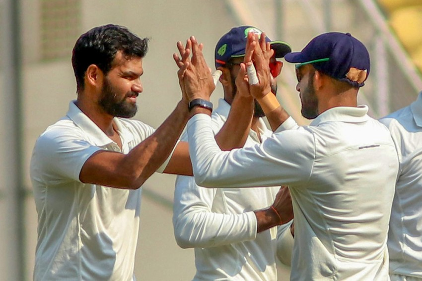 Ranji Trophy Final, Day 4 Report: Defending Champions Vidarbha Hold All Aces