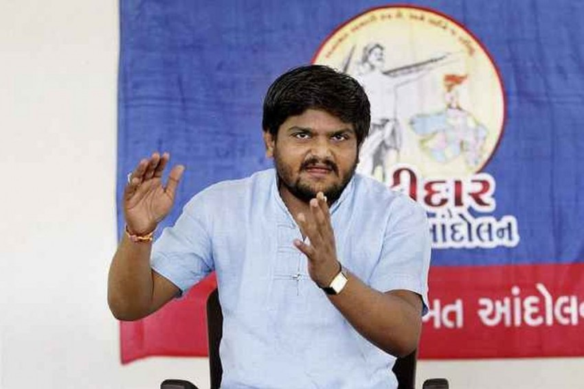 Happy With 10% Quota, But Will Continue To Fight BJP: Hardik Patel