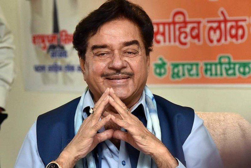 Despite Everything That I've Done, Fortunate My Name Hasn't Come Out In #MeToo: Shatrughan Sinha