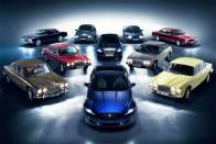 Electrified Jaguar XJ Coming Soon?