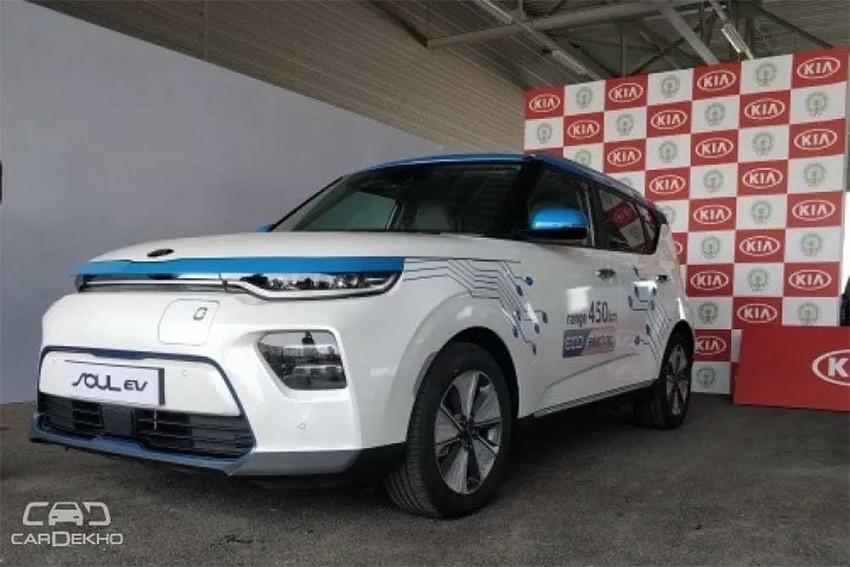 New Kia Soul EV Electric Car: First Look